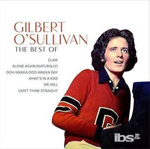The Best of - CD Audio di Gilbert O'Sullivan