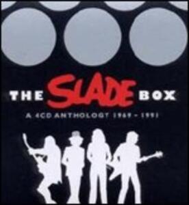 The Slade Box. A 4CD Anthology 1969-1991 - CD Audio di Slade