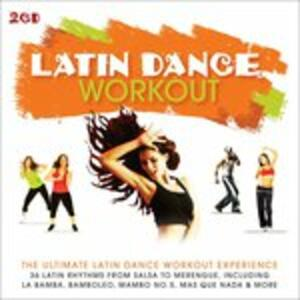 Latin Dance Workout - CD Audio