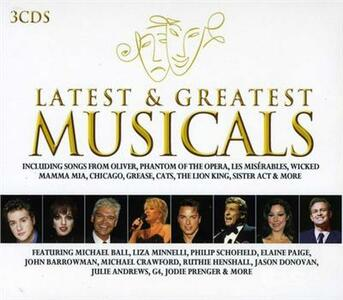 Latest & Greatest.. (Colonna Sonora) - CD Audio