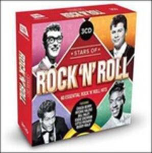 Stars Of Rock 'N' Roll - CD Audio