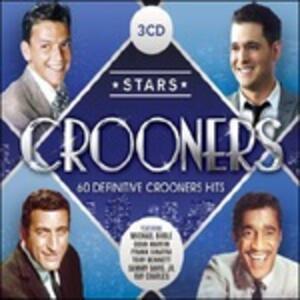 Stars: The Crooners - CD Audio