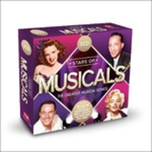 Stars of Musicals - CD Audio