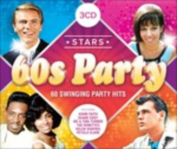 Stars of 60s Party - CD Audio