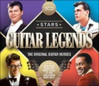 Guitar Legends - CD Audio