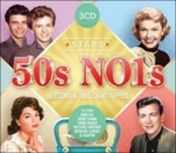 50s No1s - CD Audio