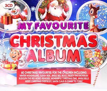 My Favourite Christmas - CD Audio