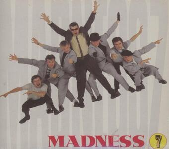 Seven - CD Audio di Madness