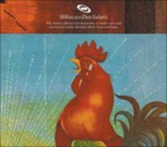 Don Solaris - CD Audio di 808 State