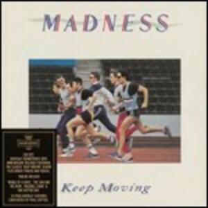 Keep Moving - CD Audio di Madness