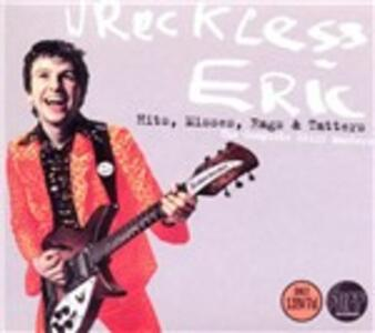 Hits Misses Rags & Tatters - CD Audio di Wreckless Eric