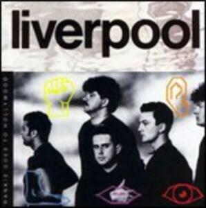 Liverpool - CD Audio di Frankie Goes to Hollywood