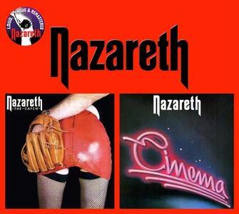 The Catch - Cinema - CD Audio di Nazareth