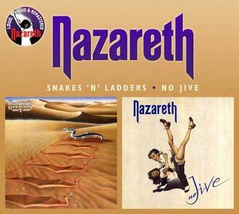 Snakes 'n' Ladders - No Jive - CD Audio di Nazareth