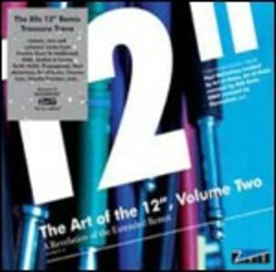 """The Art of the 12"""" vol.2 - CD Audio"""