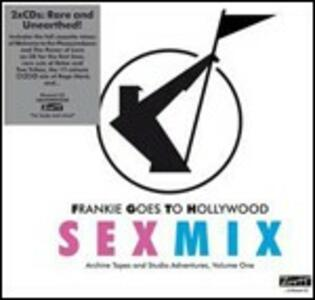 Sex Mix. Archive Tapes and Studio Adventures vol.1 - CD Audio di Frankie Goes to Hollywood