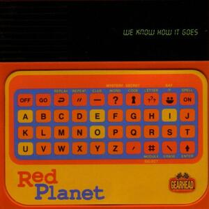 We Know How It Goes - CD Audio di Red Planet