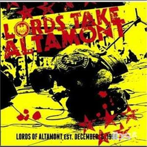 Lords of Altamont - CD Audio di Lords of Altamont