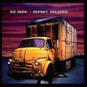 Sunset Scavenger - CD Audio di DJ Zeph