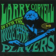 With the Wide Hive - Vinile LP di Larry Coryell