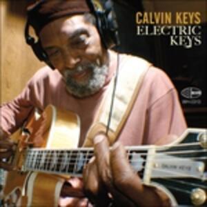 Electric Keys - CD Audio di Calvin Keys