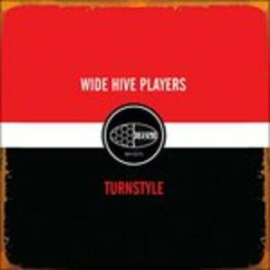 Turnstyle - CD Audio di Wide Hive Players