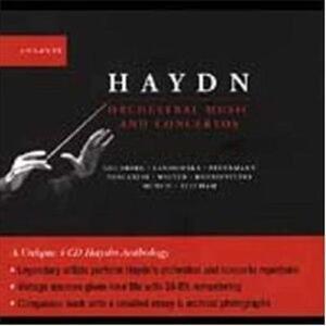 Orchestral Music - CD Audio di Franz Joseph Haydn
