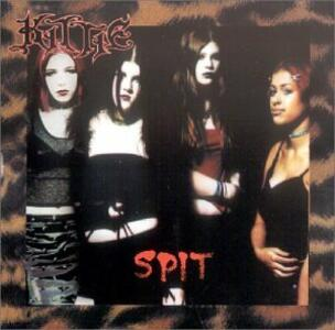 Spit - CD Audio di Kittie