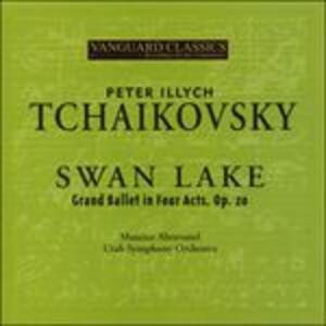Lago dei cigni - CD Audio di Pyotr Il'yich Tchaikovsky,Maurice de Abravanel