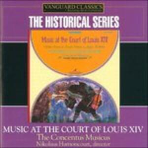 Music from the Time of - CD Audio di Nikolaus Harnoncourt