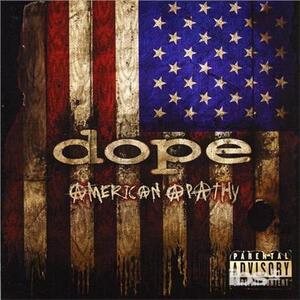 American Apathy - CD Audio di Dope