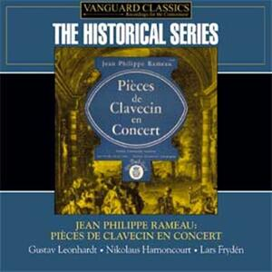 Pieces De Clavecin En Con - CD Audio di Jean-Philippe Rameau