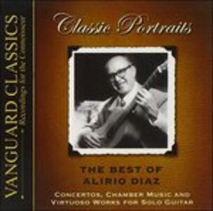 Concertos, Chamber Music - CD Audio di Alirio Diaz