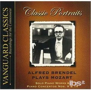 Classic Portraits - CD Audio di Wolfgang Amadeus Mozart