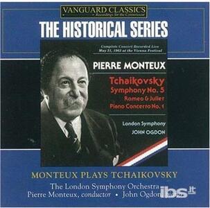 Piano Concerto - CD Audio di Pyotr Il'yich Tchaikovsky