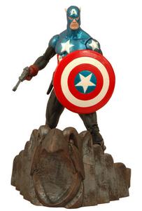 Giocattolo Capitan America. Action figure Diamond Select 0