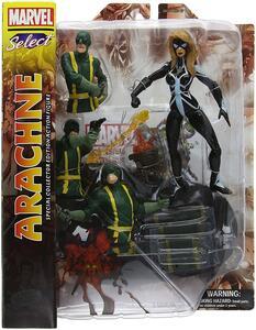 Diamond Select Arachne Af Action Figure
