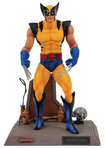 Wolverine Yellow Action Figure
