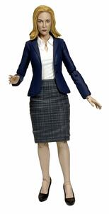 X-Files. Agent Dana Scully (Deluxe Action Figure)