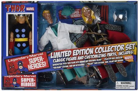 Marvel: Thor 8 Inch Retro Action Figure Set - 2