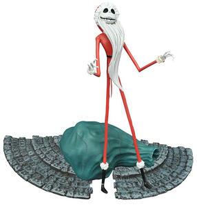 Nightmare Before Christmas. Santa Jack Select Action Figure - 2