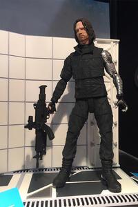 Captain America. Winter Soldier Action Figure - 2