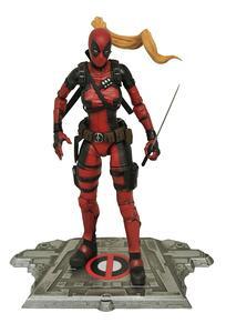 Marvel Select Lady Deadpool Af - 2