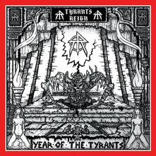 Year Of The Tyrant - Vinile LP di Tyrant's Reign