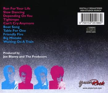 Run for Your Life - CD Audio di Producers - 2