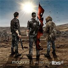 We Are Legend - Vinile LP di Magenta
