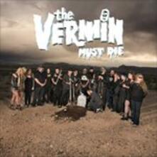 Vermin Must Die (Limited) - Vinile LP di Vermin