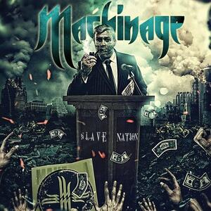 Slave Nation - CD Audio di Machinage