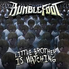 Little Brother Is Watching - Vinile LP di Bumblefoot