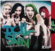 In Your Face (Again) - Vinile LP di Doll Skin